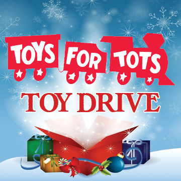 Toys for Tots Toy Drive