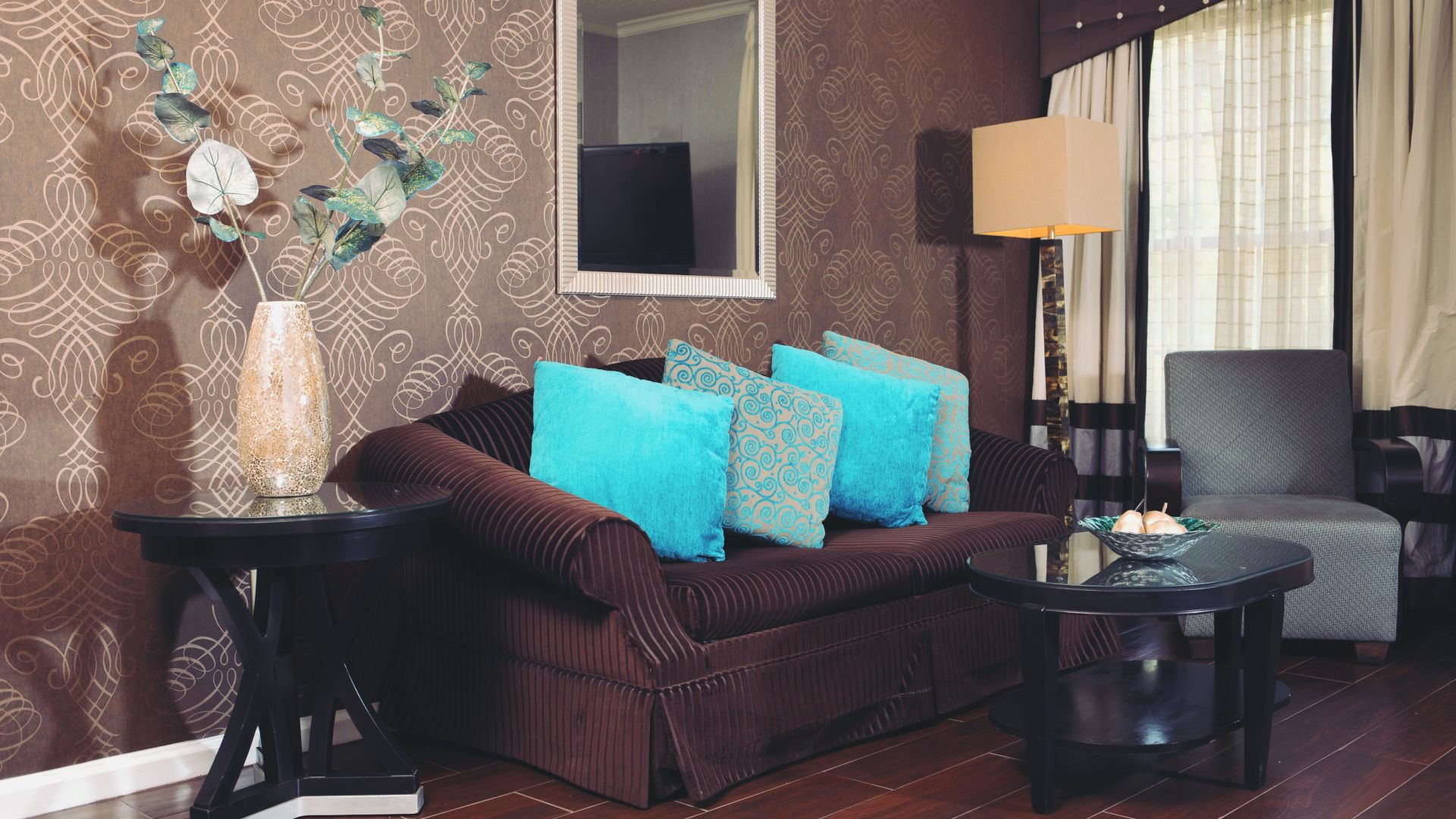 DOUBLE ONE-BEDROOM SUITE