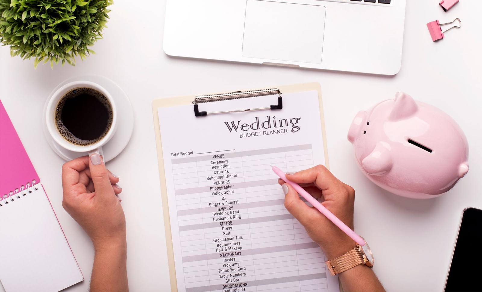 Simple Steps To Creating A Wedding Budget